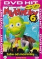 Mušličky 6 - DVD
