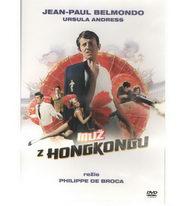 Muž z Hongkongu - DVD plast