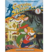 Myšák Geronimo Stilton 1 - DVD