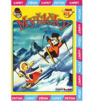 Myšičky 1 - DVD