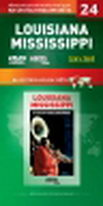 Na cestách kolem světa 24 - Louisiana a Mississippi - DVD