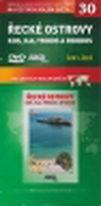 Na cestách kolem světa 30 - Řecké ostrovy Kos, Kalymnos a Rhodos - DVD
