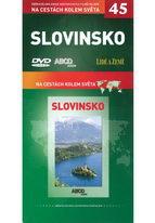 Na cestách kolem světa 45 - Slovinsko - DVD