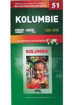 Na cestách kolem světa 51 - Kolumbie - DVD