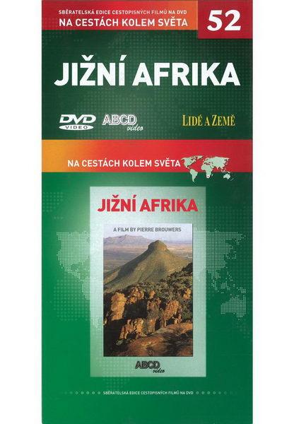 Na cestách kolem světa 52 - Jižní Afrika - DVD
