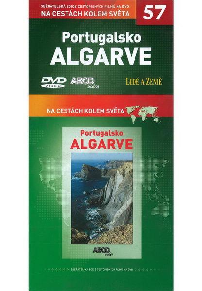 Na cestách kolem světa 57 - Portugalsko Algarve - DVD