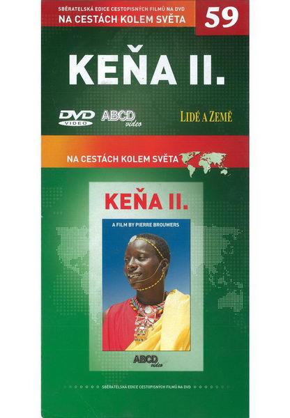 Na cestách kolem světa 59 - Keňa II. - DVD