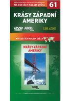 Na cestách kolem světa 61 - Krásy západní Ameriky - DVD