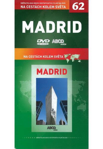 Na cestách kolem světa 62 - Madrid - DVD