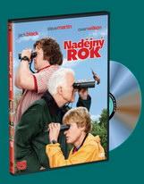 Nadějný rok - DVD plast