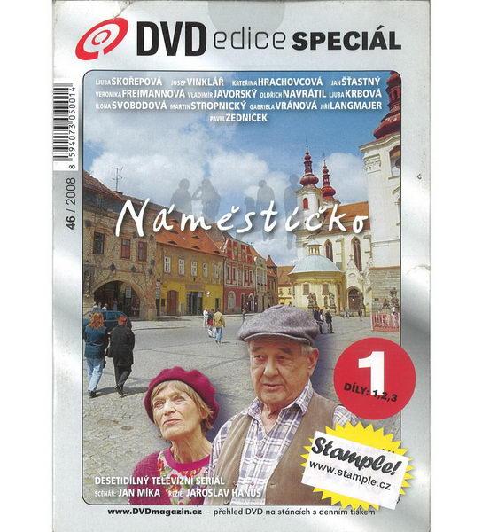 Náměstíčko 1 - DVD