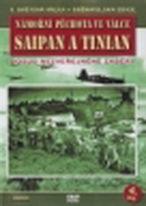 Námořní pěchota ve válce - 4. díl - Saipan a Tinian - DVD