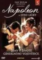 Napoleon a jeho lásky DVD 5