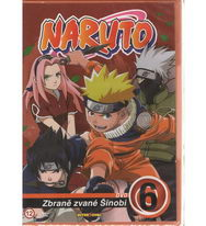 Naruto DVD 6