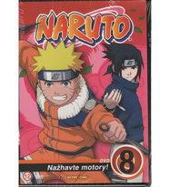 Naruto DVD 8