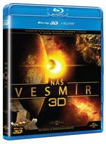 Náš vesmír 3D - BD
