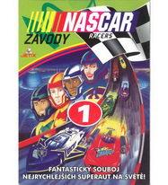 Závody nascar - 01 - DVD