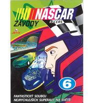 Závody nascar - 06 - DVD