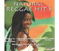 Natural Reggae Hits - CD