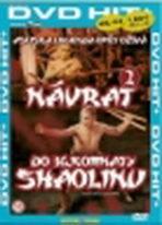 Návrat do 36. komnaty shaolinu - DVD