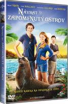Návrat na zapomenutý ostrov DVD