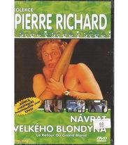 Návrat velkého blondýna - DVD