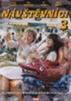 Návštěvníci - 3 (český seriál) - DVD