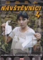Návštěvníci - 4 (český seriál) - DVD