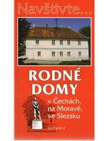 Rodné domy v Čechách, na Moravě, ve Slezsku