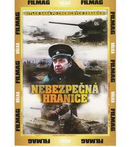 Nebezpečná hranice - pošetka DVD