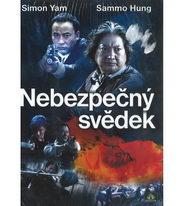 Nebezpečný svědek (Simon Yam) - DVD