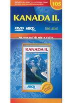 Nejkrásnější místa světa 105 - Kanada II. - DVD