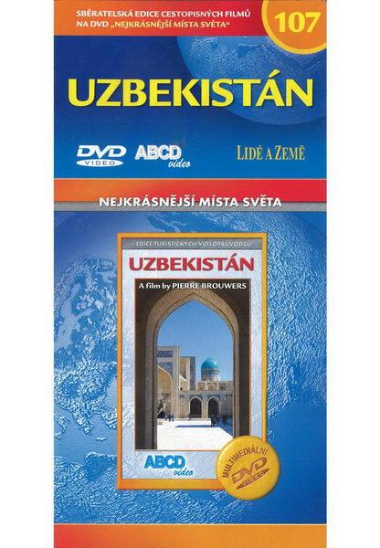 Nejkrásnější místa světa 107 - Uzbekistán - DVD
