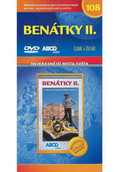 Nejkrásnější místa světa 108 - Benátky II. - DVD