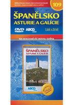 Nejkrásnější místa světa 109 - Španělsko Asturie a Galície ( pošetka ) DVD