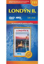 Nejkrásnější místa světa 111 - Londýn II. - DVD