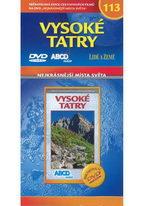 Nejkrásnější místa světa 113 - Vysoké Tatry - DVD