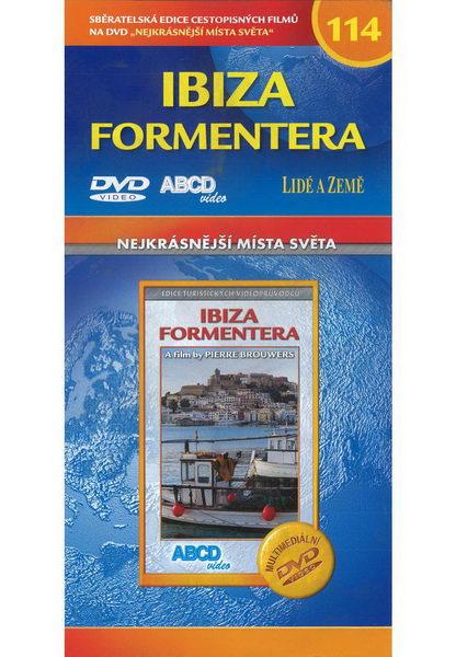 Nejkrásnější místa světa 114 - Ibiza Formentera - DVD
