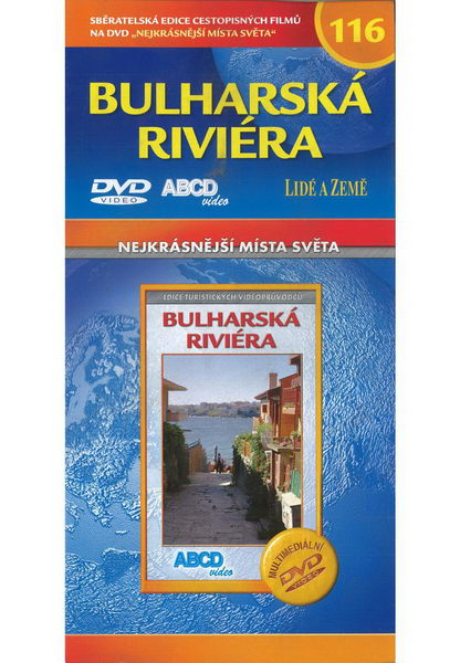 Nejkrásnější místa světa 116 - Bulhurská Riviéra - DVD