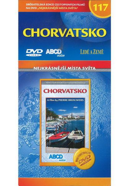 Nejkrásnější místa světa 117 - Chorvatsko - DVD