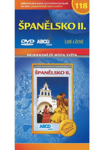 Nejkrásnější místa světa 118 - Španělsko II. - DVD