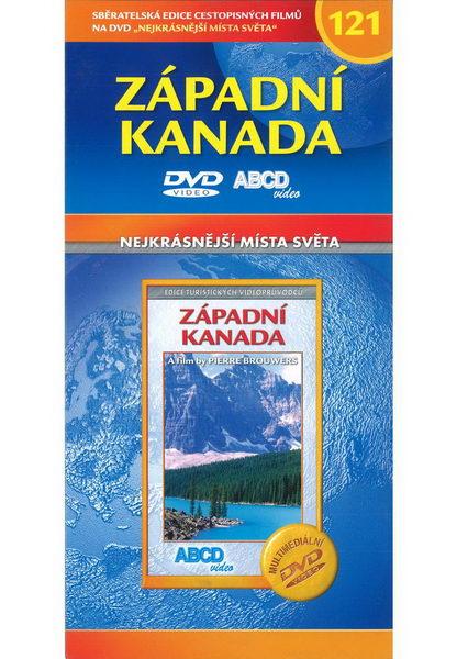 Nejkrásnější místa světa 121 - Západní Kanada - DVD