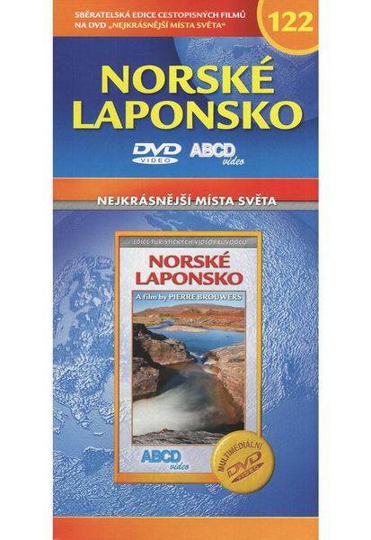 Nejkrásnější místa světa 122 - Norské Laponsko - DVD