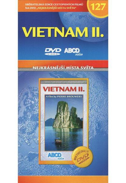 Nejkrásnější místa světa 127 - Vietnam II. - DVD