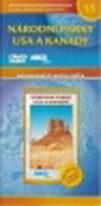Nejkrásnější místa světa 13 - Národní parky USA a Kanady - DVD