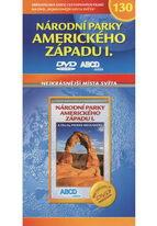Nejkrásnější místa světa 130 - Národní parky amerického západu I. - DVD