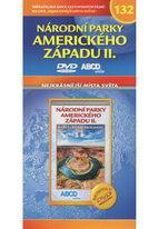 Nejkrásnější místa světa 132 - Národní parky amerického západu II. - DVD