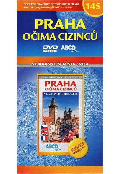 Nejkrásnější místa světa 145 - Praha očima cizinců - DVD