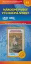 Nejkrásnější místa světa 41 - Národní parky východní Afriky - DVD