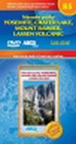 Nejkrásnější místa světa 85 - Narodní parky Yosemite, Crater Lake, Mount Rainier, Lassen V - DVD